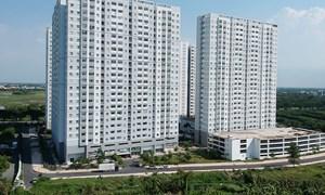 Cho thuê nhà ở xã hội tại Hà Nội: Giá rẻ vẫn ế
