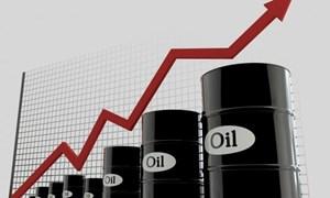 Giá dầu đồng loạt tăng mạnh trên các thị trường