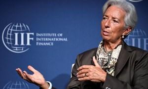 """""""Kinh tế toàn cầu đang trong thời khắc mong manh"""""""