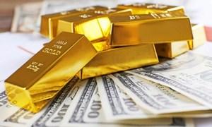 Giá vàng quốc tế bất ngờ tăng vọt