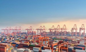 Chi phí vận chuyển hàng hóa toàn cầu đang tăng chóng mặt, rủi ro lạm phát tăng cao