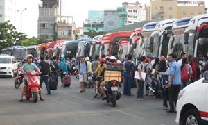 TP. Hồ Chí Minh: Giá xe tăng không quá 40% dịp nghỉ lễ 30/4 và 1/5
