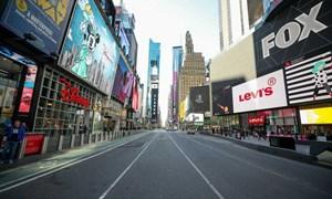 [Video] New York trong vòng phong tỏa