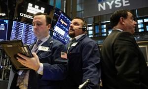 Chứng khoán Mỹ nhích tăng khi cuộc họp Fed không có bất ngờ
