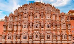[Video] Cung điện Hoàng gia nổi tiếng của Ấn Độ