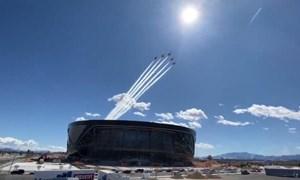 [Video] Không quân Mỹ trình diễn ấn tượng cám ơn các y bác sĩ tuyến đầu chống dịch