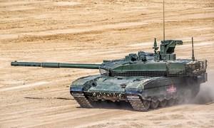 [Ảnh] Sư đoàn cận vệ chủ lực của Nga nhận lô xe tăng T-90M Proryv-3 tối tân