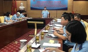 Tổng cục Hải quan tập huấn quy định mới thuế xuất, nhập khẩu