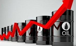 Giá dầu bật tăng mạnh khi kỳ vọng nhu cầu lên cao