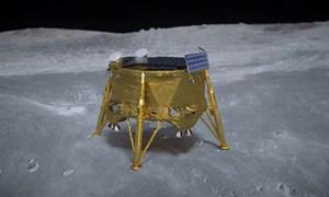 [Video] Lỗi động cơ làm tàu vũ trụ Israel bổ nhào xuống Mặt Trăng