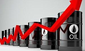 Nguồn cung hạn chế, giá dầu tăng mạnh trên các thị trường