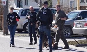 [Video] Nổ súng khiến 4 người thiệt mạng tại Canada