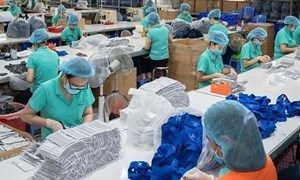 Khẩu trang y tế được phép xuất khẩu cho các nước bị ảnh hưởng nặng của dịch Covid-19