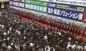 26 doanh nghiệp Việt Nam tham dự triển lãm công nghiệp tại Nhật Bản