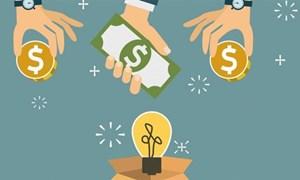 Các công ty lớn đổ tiền vào các startup chuyên về phát triển tiền ảo
