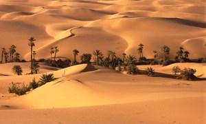 [Infographics] Những nơi trên Trái Đất phải hứng chịu nắng nóng gay gắt quanh năm