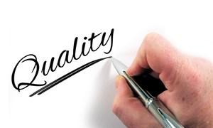 Đánh giá sự hài lòng của khách hàng đối với chất lượng sản phẩm dịch vụ của doanh nghiệp