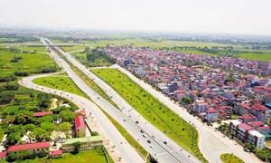 [Infographics] Giá bất động sản khu vực nào ở Hà Nội tăng