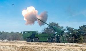 [Infographics] Siêu pháo tự hành CAESAR của Pháp khiến Nga, Mỹ thán phục