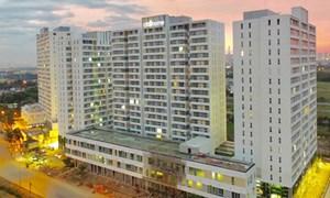 Chung cư nhỏ tại TP. Hồ Chí Minh tăng giá nửa tỷ đồng một căn