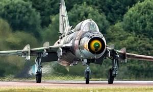 [Infographic] Sức mạnh của cường kích Su-22