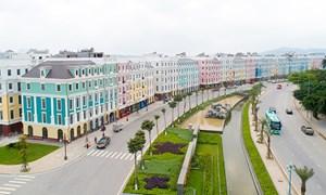 Hạ Long: Nhà đầu tư háo hức đưa shophouse vào kinh doanh đón mùa du lịch