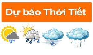 [Infographic] Thời tiết cả nước trong những ngày nghỉ lễ