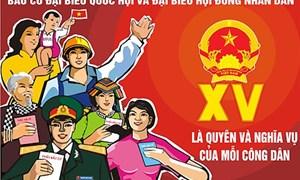 Bộ Tài chính hướng dẫn thực hiện thi đua khen thưởng trong tổ chức bầu cử