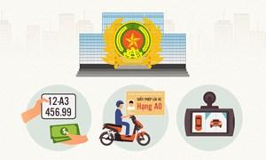 [Infographics] 10 đề xuất về trật tự an toàn giao thông