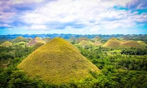 [Video] Ngọn đồi chocolate hút khách du lịch ở Philippines