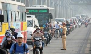 [Video] Hà Nội thành lập tổ liên ngành bảo đảm trật tự an toàn giao thông dịp lễ 30/4 và 1/5
