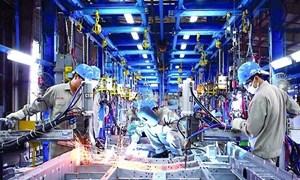 Sản xuất công nghiệp tháng 4/2021 tiếp tục tăng