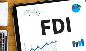 [Infographics] Tình hình thu hút FDI vào Việt Nam trong 4 tháng đầu năm 2021