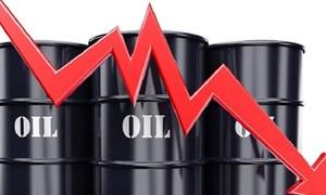 Giá dầu thô giảm nhẹ, duy trì quanh ngưỡng 68,80 USD/thùng