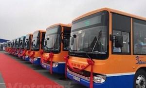 Hà Nội sẽ có thêm tuyến buýt chất lượng cao lên sân bay Nội Bài