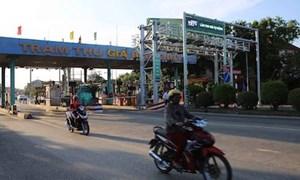 Đề xuất đổi tên trạm thu phí thành