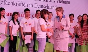 Tuyển chọn 230 điều dưỡng sang Đức làm việc với lương hơn 1.000 euro
