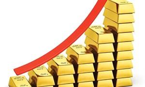 Báo cáo kinh tế bất ngờ từ Mỹ - Trung đẩy giá vàng tăng mạnh