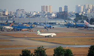 Khung giá mới cho dịch vụ vận chuyển hành khách trên đường bay nội địa