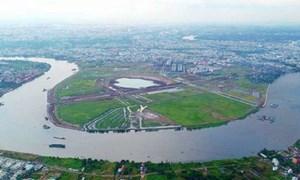 Giá đất bán đảo Hiệp Bình Phước tăng 5 lần trong nửa thập niên
