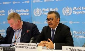 [Video] WHO: Mỹ chưa chia sẻ bằng chứng về nguồn gốc virus corona