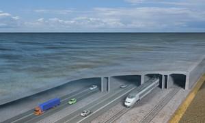 [Video] Kế hoạch xây đường hầm dưới biển dài nhất thế giới
