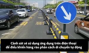 [Video] Sáng kiến giúp giảm kẹt xe giờ cao điểm
