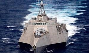 [Video] Điểm đặc biệt của tàu tác chiến Mỹ đang ở nam Biển Đông