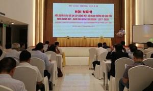 Bộ Giao thông vận tải mời thầu 8 dự án PPP tuyến cao tốc Bắc - Nam