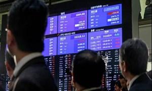 Chứng khoán châu Á tăng điểm sau bình luận lạc quan của Chủ tịch Fed