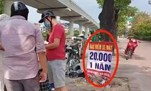 [Video] Trục lợi từ việc người dân đổ xô đi mua bảo hiểm xe máy