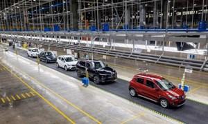 [Infographics] Giảm 50% lệ phí trước bạ đăng ký ôtô sản xuất, lắp ráp trong nước