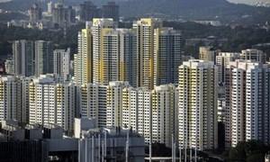 """""""Vạ lây"""" chiến tranh thương mại, kinh tế Singapore giảm tốc mạnh"""