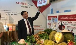 Từ chỗ phải vận động, hàng Việt Nam đã được người tiêu dùng lựa chọn